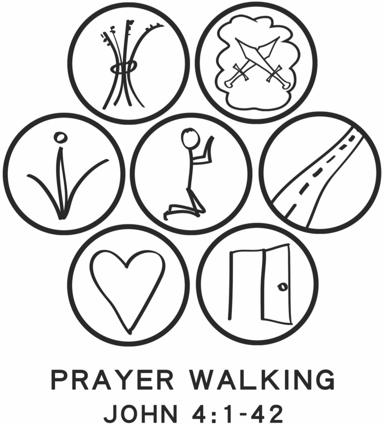 Prayer Walking website